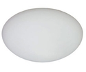Picture of Full Glass Oyster (EX603S) Crompton Lighting