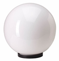 Picture of Opal Polycarbonate Sphere (EXPC/OPAL) Domus Lighting