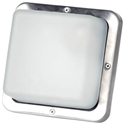 Picture of Shore Square Small Exterior Wall Light (MX8505S/MX8506S) Mercator Lighting