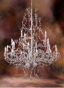 Picture of Crystal Chic Vine Pendant 21 LT (DO0699/P21) MDA Lighting