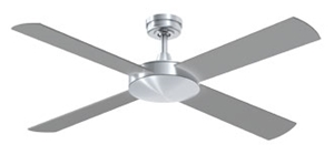 """Picture of 52"""" Intercept 2 AC Fan with Plywood Blades Hunter Pacific"""
