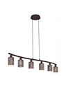 Picture of Almera Six Light Pendant (89114) Eglo Lighting