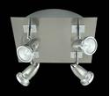 Picture of Fratelle Four Light Square Low Voltage - 12V Spotlight (FRATELLE-4SQ) Domus Lighting