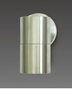 Picture of Bondi Exterior 316SS Single Fixed Wall Pillar Light - 240V (SE7121/GU10 316SLS) Sunny Lighting