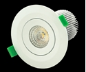 Picture of White Dimmable 13W LED Downlight Kit (DLK13-WHT 20500 20501) Domus Lighting