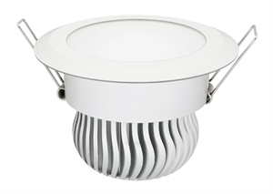 Picture of Equinox 2 16W Fixed Replaceable LED Downlight (MD4516) Mercator Lighting