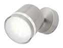 Picture of Carrara 1 Light LED Exterior Adjustable Wall Light (MXD1951LED) Mercator Lighting