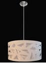 Picture of Aldo 2 Light 45CM Round Drum Pendant V & M Imports