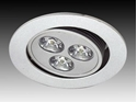 Picture of Adjustable LED Cabinet Downlight (LED303) Gentech Lighting