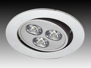 Picture of Adjustable LED Cabinet Downlight (LED303) Gentech Lighting