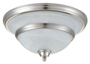 Picture of Chisholm 2 Light Oyster (H7018S2) Hermosa Lighting