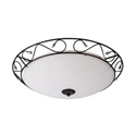Picture of Lisban 3 Light 52CM Oyster (H6520/3) Hermosa Lighting
