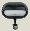 Picture of Double Insulated Eyelid Bunker With Sensor (LJS6003-BK) Artcraft Superlux