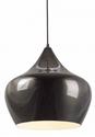 Picture of Adria 1 Light Aluminium Pendant (Adria) Fiorentino Lighting