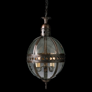 Picture of Arlington Hanging Lantern (L125) Robert Kitto