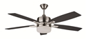 Picture of CHINOOK 52″ 5-Blade Ceiling Fan with Light (17996/13) Brilliant Lighting