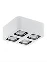 Picture of Toreno Surface Mounted 4 Light LED Spotlight (200677) Eglo Lighting