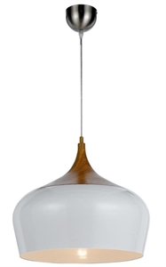 Picture of Polk 1 Light Medium Pendant (Polk PE30) Telbix