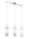 Picture of Amadora Three Light Pendant (90048) Eglo Lighting