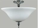 Picture of Carlton 3 Light Close To Ceiling With Siena Glass (Carlton/CTC/Siena) Lode International