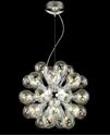 Picture of Grape 32 Light Glass LED Pendant (Grape-32P) Fiorentino Lighting