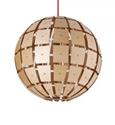 Picture of Torino 1 Light Pendant (Torino) Fiorentino Lighting