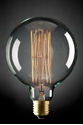 Picture of Carbon Filament G125 Spherical Lamp