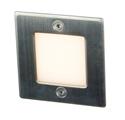 Picture of SLOT 240V Square LED Step Light (UA4313SS) Oriel Lighting