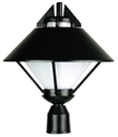 Picture of APOLLO Post Top (OL7876BK) Oriel Lighting
