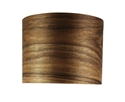 "Picture of COCOA WOOD 12"" Shade (OL91814) Oriel Lighting"