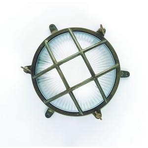 Picture of MARINA Exterior Brass Copper Bunker Light (247.18.00) IL Fanale