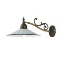 Picture of MIRANDA Brass Ceramic Wall Light (062.04.OC) IL Fanale