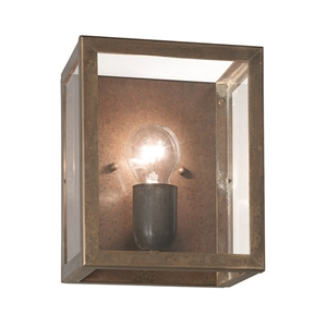 Picture of ANVERSA Brass Wall Light (254.08.OO) IL Fanale