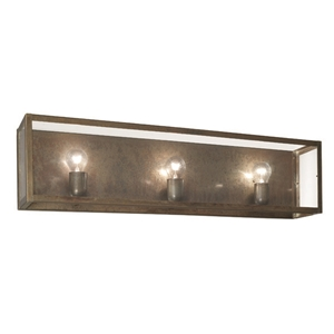 Picture of ANVERSA Brass Wall Light (254.12.OO) IL Fanale