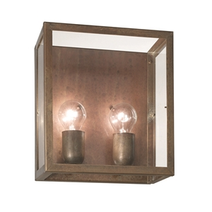Picture of ANVERSA Brass Wall Light (254.10.OO) IL Fanale