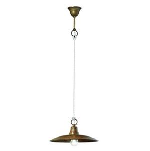 Picture of BARCHESSA Brass Pendant (220.11.OO) IL Fanale