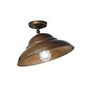 Picture of IL BARILE Brass Ceiling Light (206.03.OO) IL Fanale