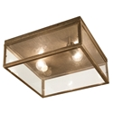 Picture of ANVERSA Brass Ceiling Light (254.07.OO) IL Fanale
