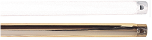 """Picture of 18"""" / 45.7cm Extension Downrods for Hunter Fan"""