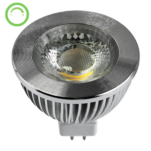 Picture of MR16 8 Watt Dimmable LED Globe Azoogi