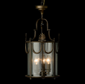Picture of HL873 Round Lantern Robert Kitto