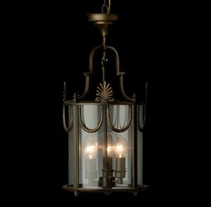 Picture of HL873 Round Lantern Robert Kitto
