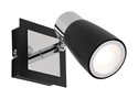 Picture of Alecia 1 Light LED Spotlight (A19231) Mercator Lighting