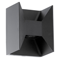 Picture of Morino Exterior LED Up/Down Wall Light (93319) Eglo Lighting