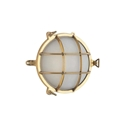 Picture of Marina 21CM Caged Round Bunker (BM88 43364) Domus Lighting