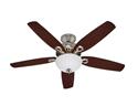 """Picture of Builder Deluxe (132cm / 52"""") Ceiling Fan Hunter Fan"""