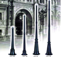 Picture of Decorative Post ( HS11, HS12, HS9, HS13) Hermosa Lighting