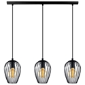 Picture of Newtown 3 Light Bar Pendant (49478) Eglo Lighting