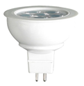 Picture of 12V MR16 5W LED in Warmwhite (LED/MR165WWW)Sunny