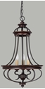Picture of Columbus 3 Light Pendant (Columbus/PD/3L) Lighting Inspirations